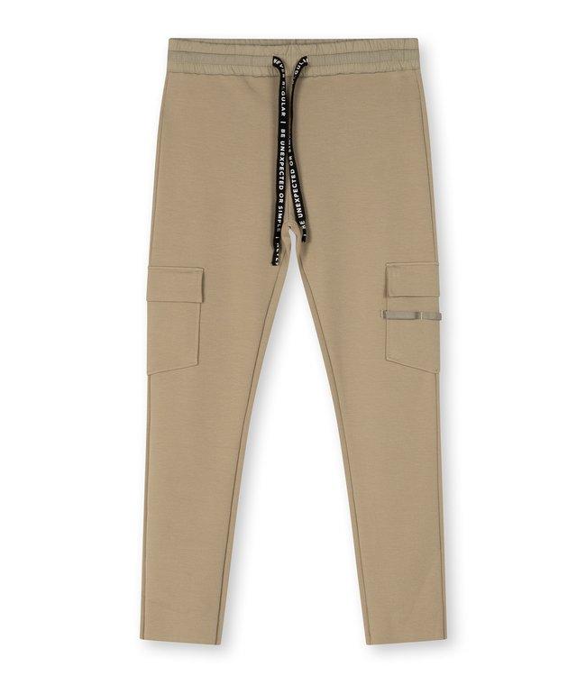 10Days Cargo leggings bruin 20-011-1203
