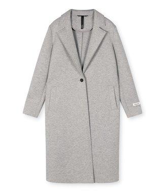 10Days Scuba coat grijs 20-574-1203