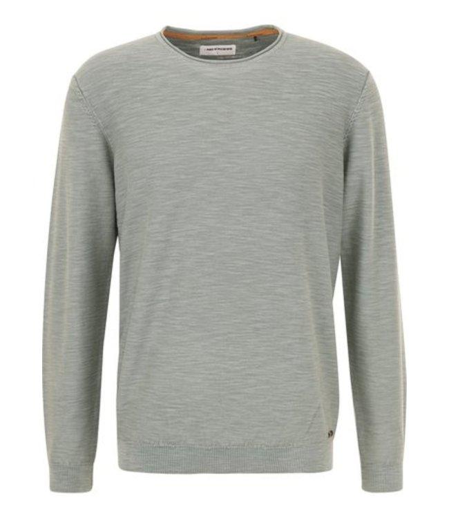 No Excess Pullover Crewneck Slub Garment Dye 12210701-049