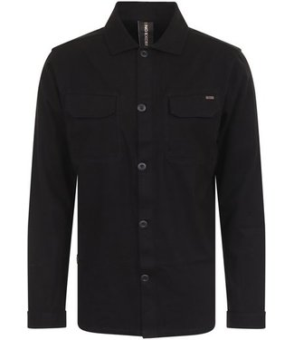 No Excess Overshirt Button Closure Stretch Sw 12450880-020