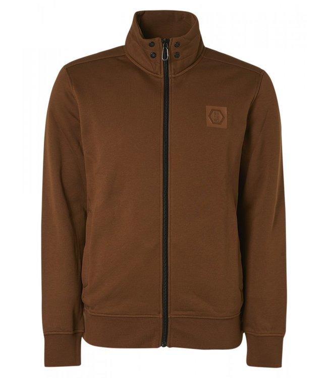 No Excess Sweater Full Zipper 12100808-140