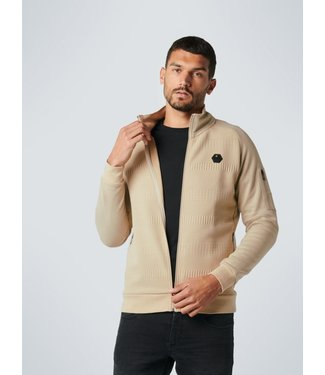 No Excess Sweater Full Zipper Double Layer Ja 12100824SN-014