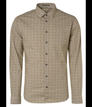 No Excess Shirt Stretch Allover Printed 12450851-011