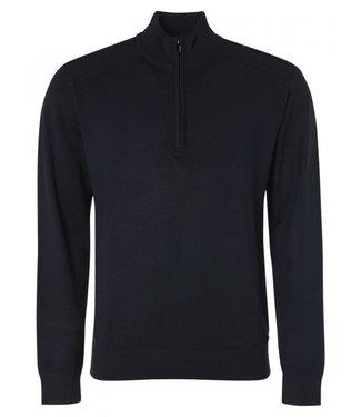No Excess Pullover Half Zipper Solid 12230831SN-078