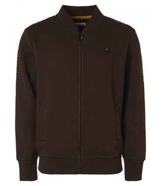 No Excess Sweater Full Zipper Double Layer Ja 12100810SN-196