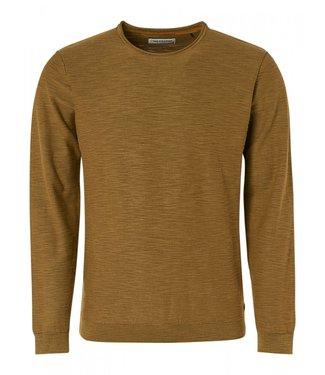 No Excess Pullover Crewneck Slub Garment Dyed 12210901-055