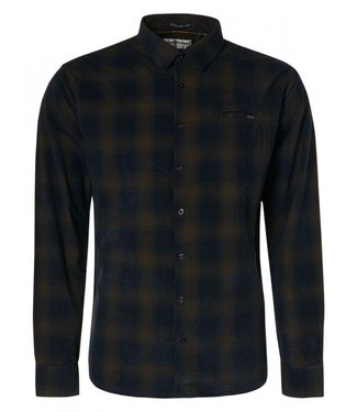 No Excess Shirt Yarn Dyed Check Corduroy Resp 12430916-055