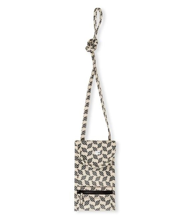 10Days Small pouch monogram off white 20-963-1204