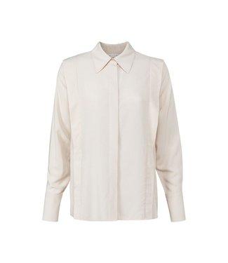 Yaya Tailored blouse French Oak 1101245-122