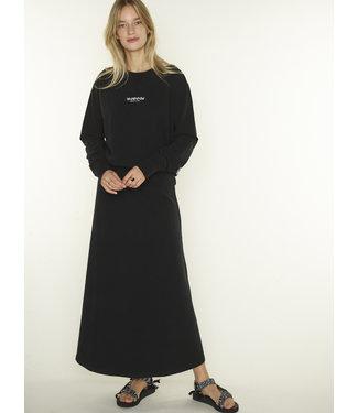 PENN&INK N.Y Sweater print zwart W21F969