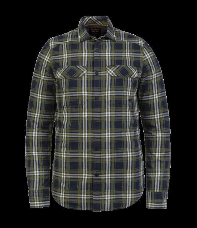 PME Legend Long Sleeve Shirt Twill Check **01 PSI215224