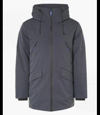 Qubz Jacket Long Fit Softshell Hood **00 Q03650900