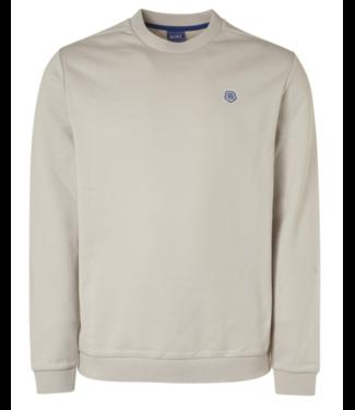 Qubz Sweater Crewneck Back Print **00 Q03100924
