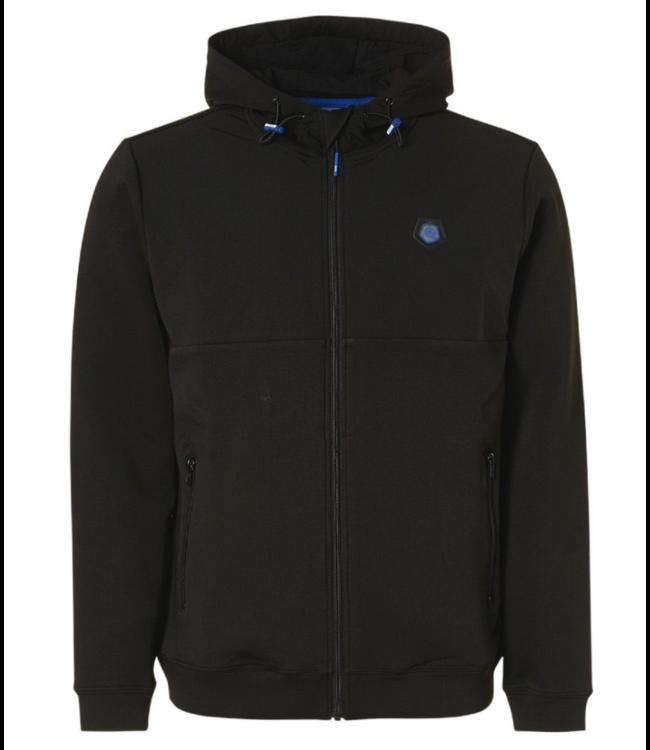 Qubz Sweater Full Zip Hood **00 Q03100913