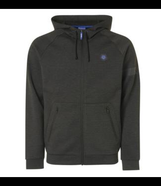 Qubz Sweater Full Zip Hood **A4 Q03100916