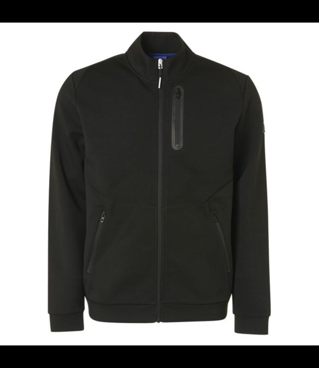 Qubz Sweater Full Zip **A4 Q03100917