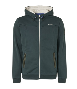 Qubz Sweater Full Zip Hood **A4 Q03100923