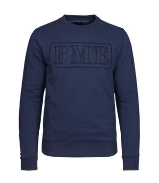 PME Legend Long sleeve r-neck brushed sweat PSW215414-5288