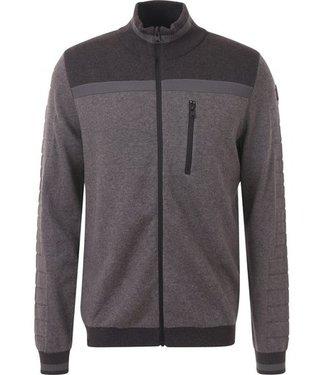 Vanguard Zip jacket cotton bonded melange **00 VKC215359