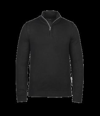 Vanguard Half zip collar pima cotton **00 VKW215306