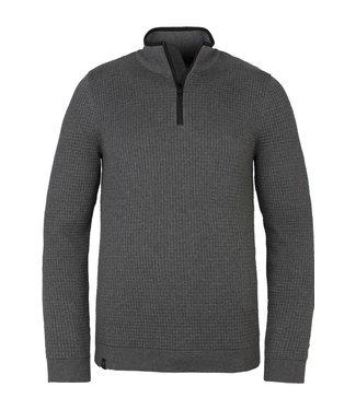 Vanguard Half zip collar cotton  structure **00 VKW215308