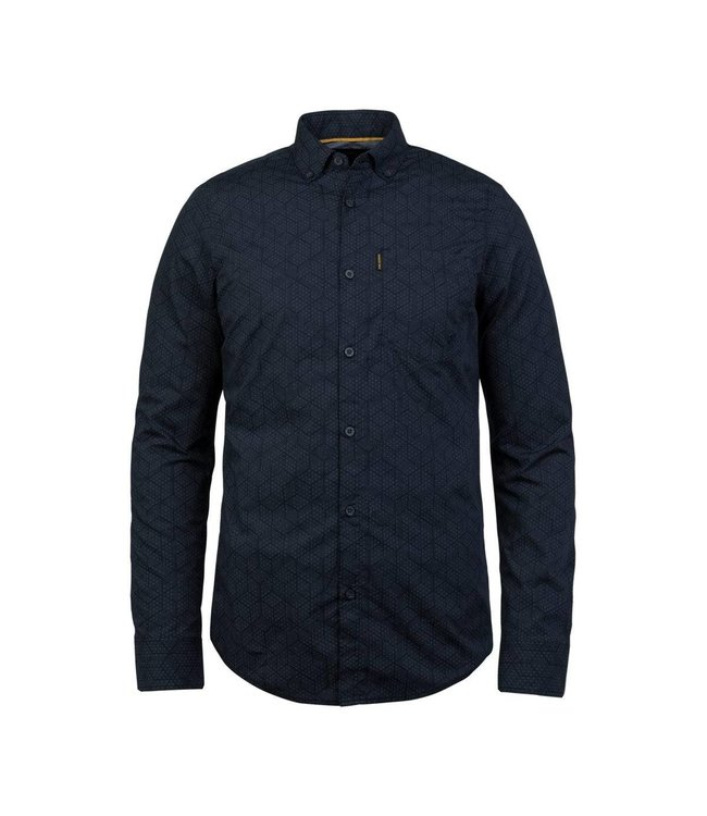 PME Legend Long Sleeve Shirt Poplin with all- **00 PSI216201