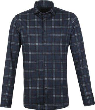Vanguard Long Sleeve Shirt Check printed on **00 VSI216224