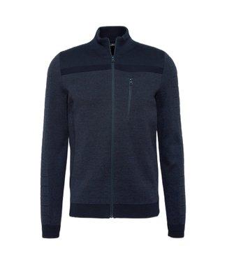 Vanguard Zip jacket cotton bonded melange **00 VKC216364