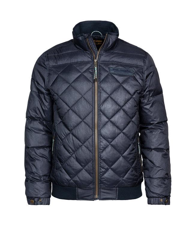 PME Legend Bomber jacket Crinkle foil Cargo G **00 PJA215127