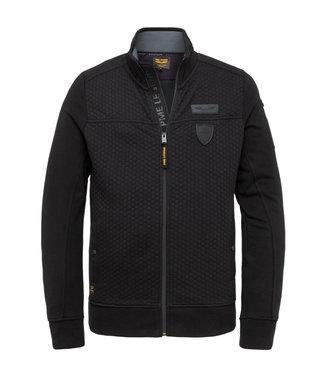 PME Legend Zip jacket structure sweat **01 PSW215418