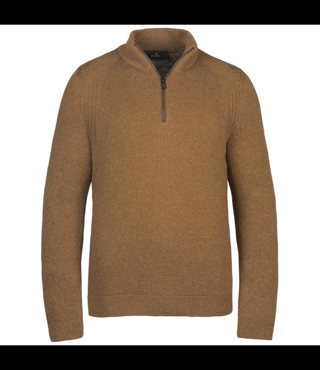 Vanguard Half zip collar cotton grindle **01 VKW216320