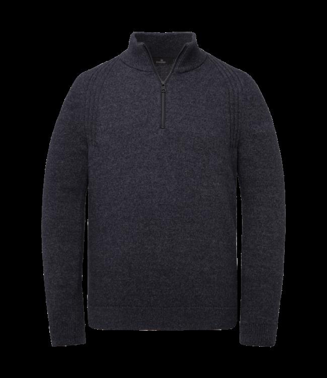 Vanguard Half zip collar cotton grindle **00 VKW216320