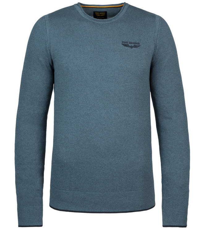 PME Legend R-neck cotton knit **00 PKW216300