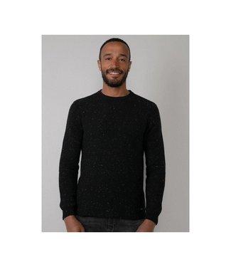 Petrol Industries Knitwear round neck zwart M-3010-KWR265