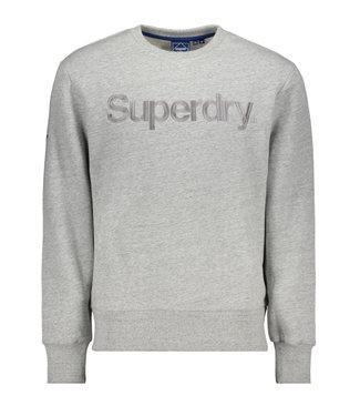 Superdry CL source crew grijs M2011467A