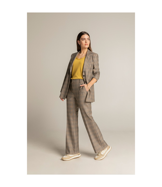 Expresso Pants woven trousers bruin EX21-21006
