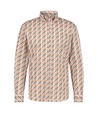 State of Art Shirt LS Printed Pop 214-21189-2926