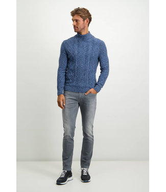 State of Art Pullover Col Plain 151-21066-5957