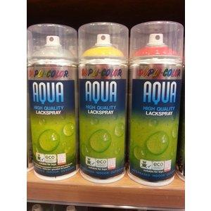 Dupli Color AQUA Spuitbus in RAL-kleuren van  waterbasis