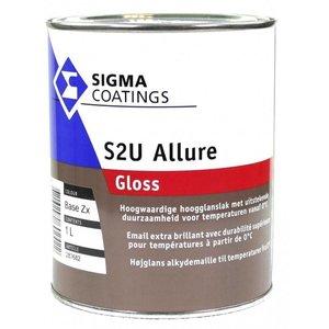 Sigma S2U Allure Gloss 1 liter - NU MET STAPELKORTING!