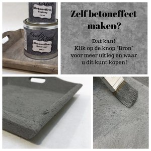Oud&Tiek Betoneffect