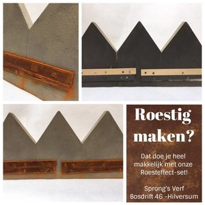 Roest effectset