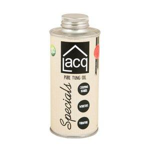 Lacq pure tungolie voor binnen en buiten