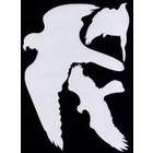 Raamsticker Vogel