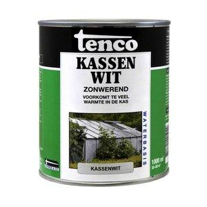 Tenco Tenco Kassenwit houdt de warmte buiten