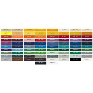 Spuitbus in RAL-kleuren Dupli Color / Motip