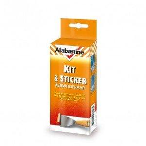 Alabastine Kit & Stickerverwijderaar