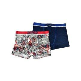 Walking® Bamboe boxershorts, 2-pack