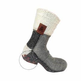 Supcare Buddha Socks, antislip sokken, zwart