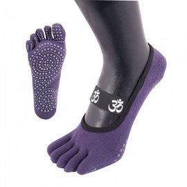 ToeToe ToeToe yoga sokken antislip  - kort, lavendel